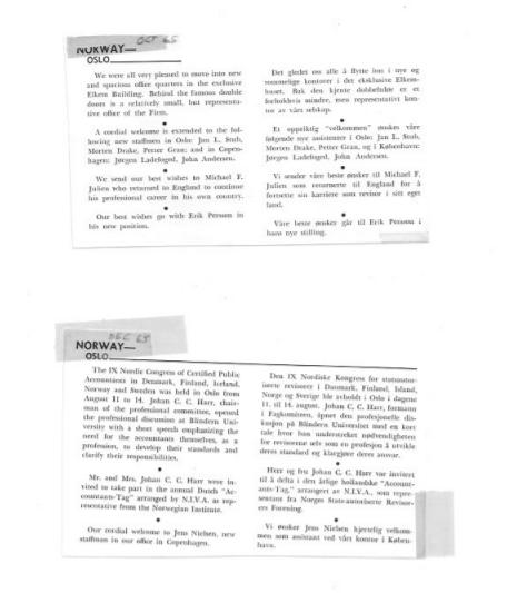 AA Chronicle 1965