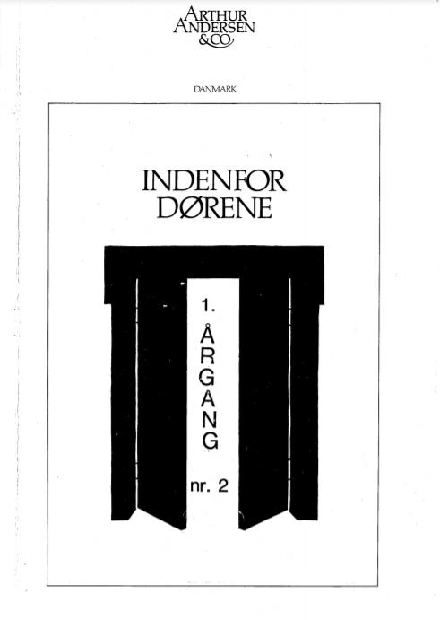 IDF 1. Årgang nr. 2 1983