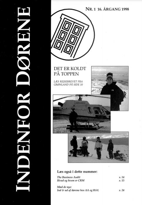 IFD 16. årgang, nr 1