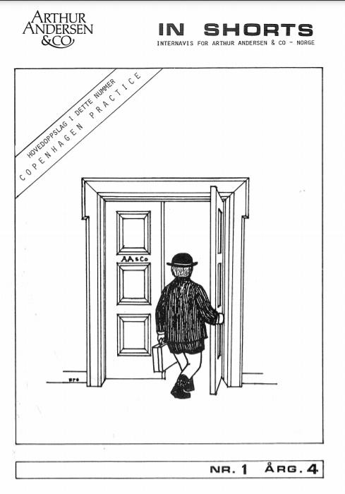In Shorts 4. Årgang nr. 1, 1983